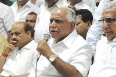 Yeddyurappa backtracks, says won't topple Shettar ministry
