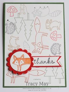 stampin-up-uk-independent-demonstrator-Tracy-May-life-in-the-forest-cardmaking-ideas