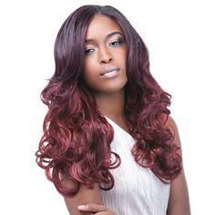 Sensationnel Human Hair Blend Weaving Mixx Multi Curl Long Miami