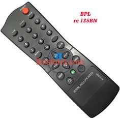 Buy remote suitable for BPL Tv Model: RC 125BN at lowest price at LKNstores.com. Online's Prestigious buyers store.