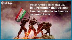 #armedforces #ArmedForcesFlag #indiangovernment #india Armed Forces Flag Day, Indian Government, Age