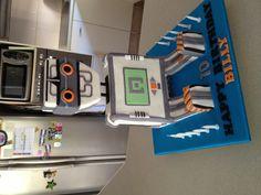 Mindstorm Lego Robot cake