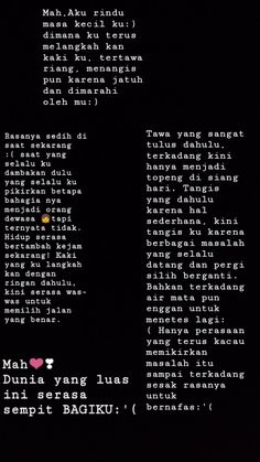 but all myfriends they don't know, what is like Quotes Rindu, Tumblr Quotes, Text Quotes, People Quotes, Book Quotes, Qoutes, Instagram Story Questions, Cinta Quotes, Broken Home