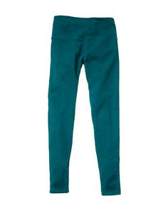 """Fall trend color - Trinket Teal Ankle Leggings - Ruby Ribbon Perfect for wearing to the gym, out and about, or even dressed up for evenings out on the town. Ankle cut smooths and slims legs with no side seams. 5"""" shapewear tummy panel flattens and smooths your core. Control throughout lifts and shapes your rear, making these leggings perfect for all body types."""