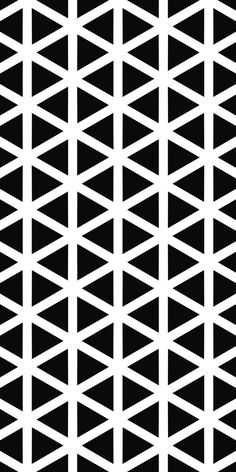 Repeat monochrome hexagonal vector triangle pattern design