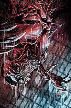 First Look At Artwork From SUPERIOR CARNAGE #1