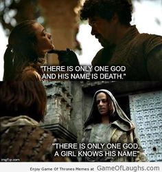Is Syrio Forel and Jaqen H'ghar the same person? - Game Of Thrones Memes