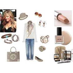 Sunset Walk In Newport, created by jennibuck on Polyvore