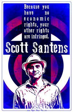 #Occupy Anniversary: Scott Santens