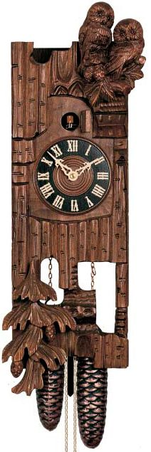 Add a touch of natural elegance to your home with this carved cuckoo clock. 8 Day Regula Movement inches) Cuckoo on Every Hour & Every Hour Features Exquisitely Hand-Carved Owls and Tree Diy Wall Art, Wood Wall Art, Black Forest Wood, Funny Wood Signs, Log Cabin Furniture, Owl Tree, Cool Clocks, Linden Wood, Thing 1