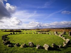 Beaghmore Stone Circle County Tyrone, Northern Ireland #SunKuWriter #Portugal FREE Books ► http://Sun-Ku.com ◄