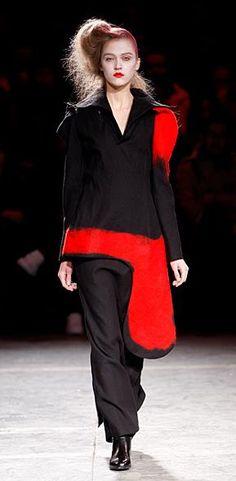 Yohji Yamamoto AW 2009-2010