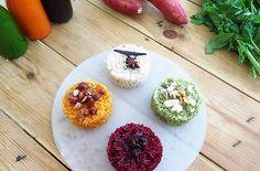 אורז בארבעה צבעים (צילום: ניסים בן כהן)