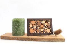 Reclaimed Wood Original OOAK Artwork  Laser Cut by HavokDesigns, $65.00