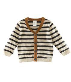 2-4m baby boy cardigan H&M. So cute!