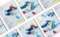 Imperial College Annual Report on Behance Web Design Trends, 3d Design, Graphic Design Resume, Annual Report Design, Imperial College, Newspaper Design, Infographic Templates, Business School, Data Visualization