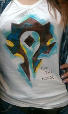 for the horde. or not