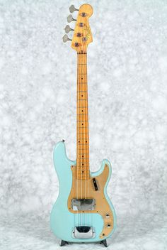 Vintage 1959 Fender Precision Bass (refinished)