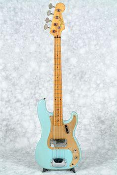 Vintage 1959 Fender Precision Bass (refinished)