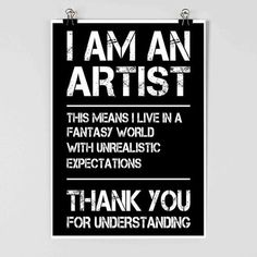 Funny Art Quotes 83 Best Funny art quotes images   Inspirational posters  Funny Art Quotes