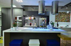 Bancada Cozinha (De HECHER YLLANA ARQUITETOS)