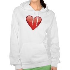 0021751fb06e Heavy Black Heart Emoji Sweatshirts