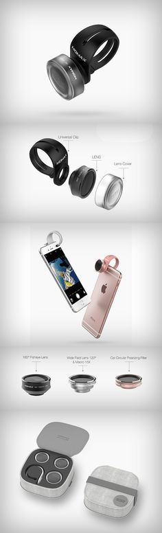 With smartphones as powerful as cameras. Read more at Yanko Design