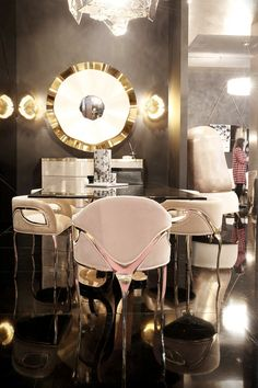 iSaloni 2017 – Highlighting the Most Majestic Wall Mirror Designs, see more at. http://www.wallmirrors.eu/isaloni-2017-highlighting-majestic-wall-mirror-designs/