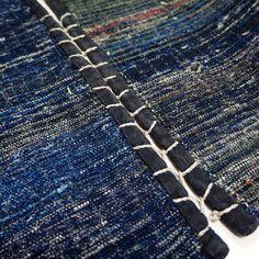 Hand-Made Sakiori Cotton Vest