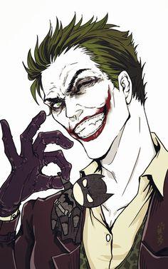 Batman:Arkham Origins 里美貌的joker!游戏里真是苏我一脸啊美死了!!!