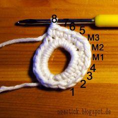Einfache Anleitung Topflappen Häkeln Eckig Craft Ideas Crochet