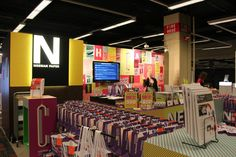 Neenah HOW Conference Booth