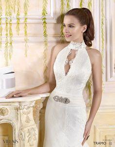 Tramo | Villais Romantic 2016 Wedding Dress - 2
