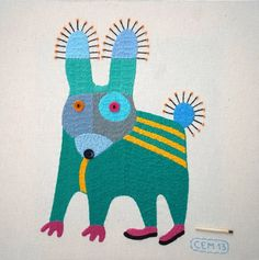 29561d0a0b18bc033d5e78c4bf4ab1c9 New Embroideries by Ivan Semesyuk.
