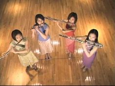Flute  ensemble Lynx JAPAN Toccata und Fuge in d-Moll