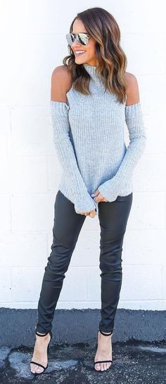 Casual women winter outfits ideas to makes you look stunning 27