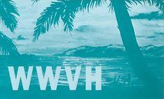 WWVH Maui, Hawaii June 1970