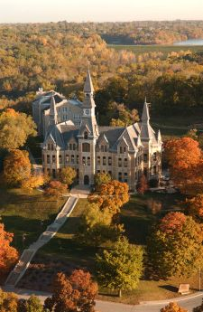 Mackay Hall at Park University-Parkville, MO a.k.a. KCMO-North ...