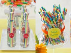 rainbow party for teen   ... would be well suited for elementary age up to pre-teens and teens