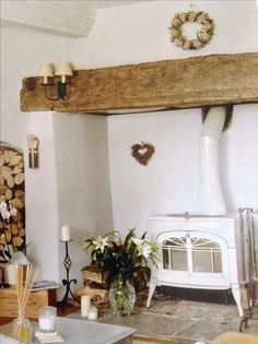 New living room ideas country cottage log burner Ideas Country Cottage Living Room, New Living Room, Home And Living, Country Cottages, Inglenook Fireplace, Fireplaces, Fireplace Ideas, Log Burner, Cottage Interiors
