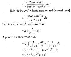 RBSE Solutions for Class 12 Maths Integration Miscellaneous Exercise Class 12 Maths, 12th Maths, Maths Formulas List, Algebra, Integrity, Mechanika, Mathematics, Chemistry, Physics