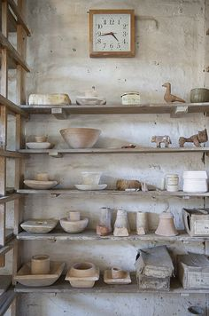 Bernard Leach Pottery Studio St.Ives