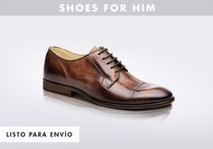 Shoes for him