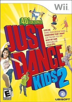 Just Dance Kids 2  Nintendo Wii ** You can find out more details at the link of the image. Note:It is Affiliate Link to Amazon.