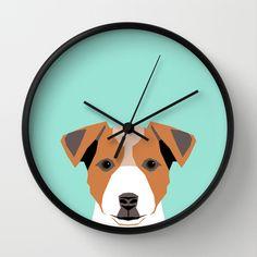 Bailey - Jack Russell Terrier phone case art print gift for dog people Jack Russell Terrier owners
