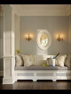 Conard Romano Architects - traditional - entry - seattle - Conard Romano Architects
