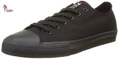 Victoria Zapato Piso, Baskets Basses Mixte Adulte, Noir (Negro), 41 EU - Chaussures victoria (*Partner-Link)