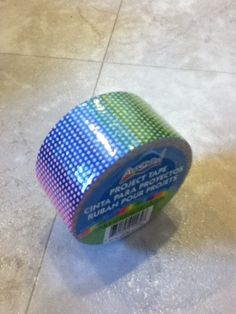 Art skills duct tape from Walmart