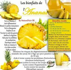 Ananas en plus c'est si bon