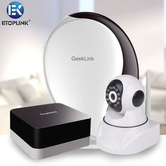 Find More Home Automation Kits Information about Geeklink Thinker Host + Extension + CCTV HD IP Camera Smart Home Security Kit Home Automation Gateway Smart Home Automation,High Quality home automation kit,China smart home automation kit Suppliers, Cheap automation kit from Guangzhou Etoplink Co., Ltd on Aliexpress.com